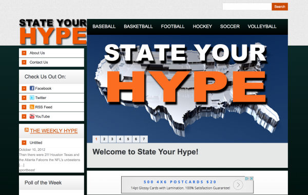 State Your Hype